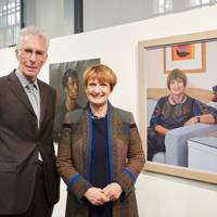 David R Newens and Baroness Jowell