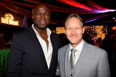 Seal and Chris O'Connor