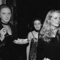 Alice Hamilton, Natasha Meinertzhagen and Celina Blennerhassett