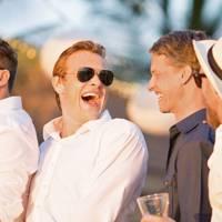 Eddy Foster, James Mathias and Alex Slee
