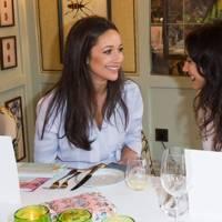 Roxie Nafousi and Kavita Cola