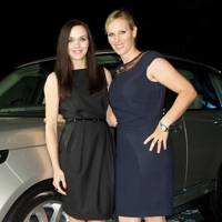 Victoria Pendleton and Zara Phillips