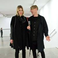 Laura Kading and Richie Hawtin