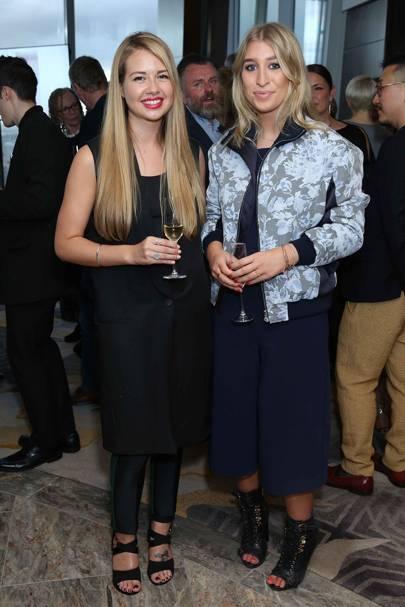 Abigail Ward and Fiona Maclay