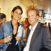 Susannah Hanbury and Tom Stourton