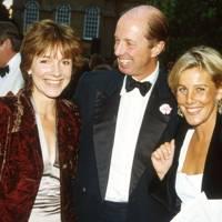 Mrs Alexander Ward, Nicholas Peto and Mrs Nicholas Morris