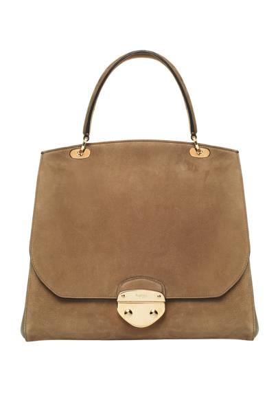 Bag, £2,700, by Asprey