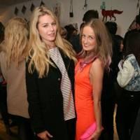 Chloe Hayward and Charlotte Summers
