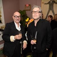 Tony Glenville and David Downton