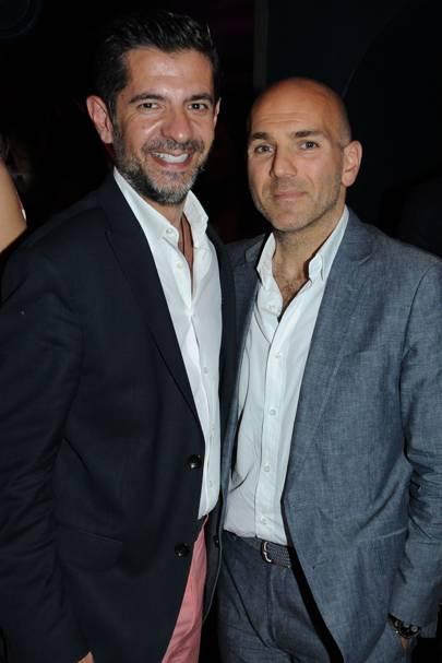 Panos Koutsogiannakis and Jason Basmajian