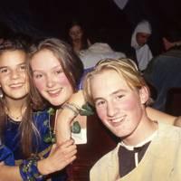 Poppy Gordon-Clark, Katie Herdman and Alec Macpherson