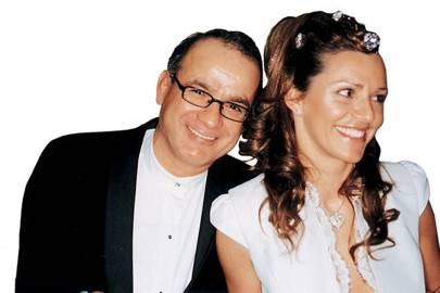 Mr and Mrs Touker Suleyman