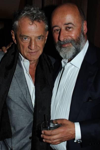 Carlos Armada and Richard Young