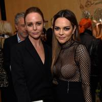 Stella McCartney and Maria Hatzistefanis