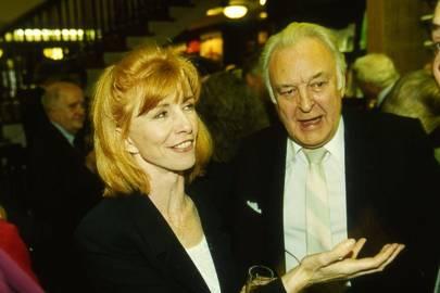 Jane Asher and Donald Sinden