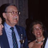 Alan Whicker and Valerie Kleeman
