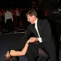 Sandra Tomaz and James van Oppen