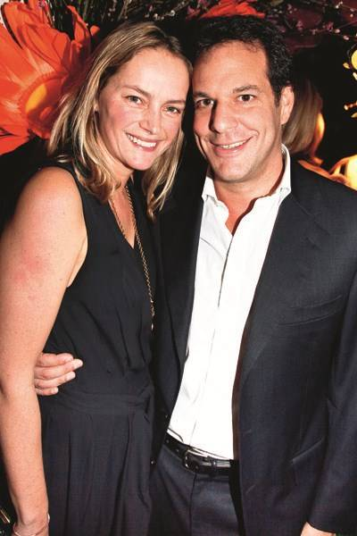 Joanna Dubens and Brent Hoberman