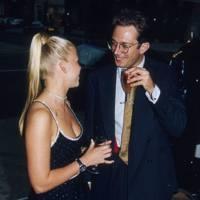 Sophia Burrell and Jamie Landale