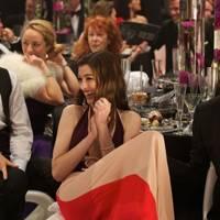 Nicholas Hoult, Anne Hathaway and Adam Shulman