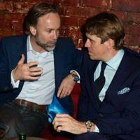 Marcus Wareing and Ben Elliot