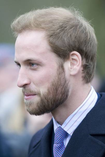The Duke of Cambridge, 2008