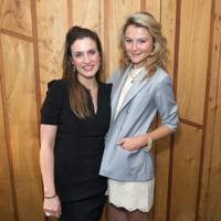 Clare Faulkner and Amber Atherton