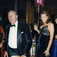 Sir Quentin Agnew-Somerville and Sarajane Newman