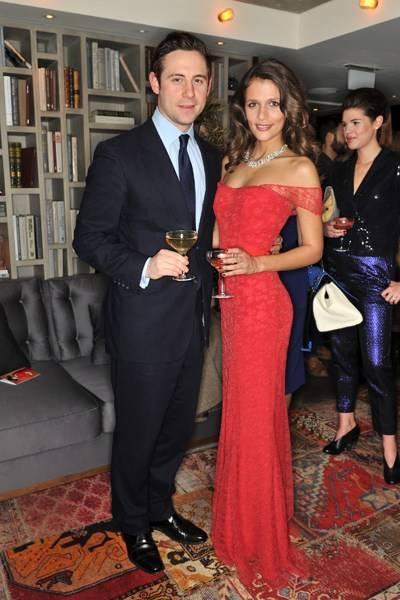Charlie Schofield and Jo Renwick