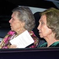 Princess Irene of Greece and Denmark and Queen Sofia of Spain