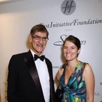 Sir John Boyd and Olivia Boyd