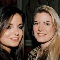 Lady Natasha Rufus Isaacs and Alice Hill