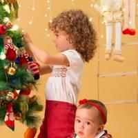 Artisanal Smoking and Ceremonial Children's Clothing by Belan