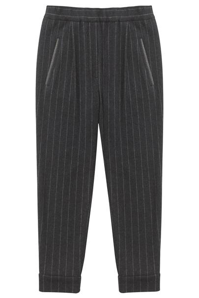 TCASHMERE TROUSERS, £1,490, BY BRUNELLO CUCINELLI