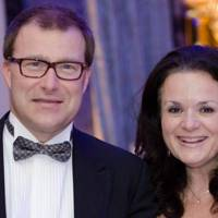 Roland Fasel and Mrs Feuer