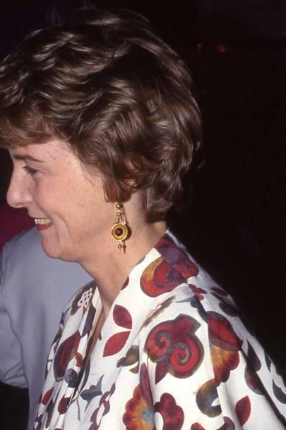 Mrs Norman Lamont