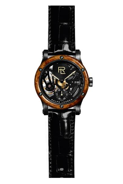 SL Automotive Skeleton 45mm watch, £32,800, Ralph Lauren