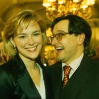 Lady Dalmeny and Tomasz Starzewski