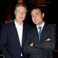 Zac Goldsmith and Ben Goldsmith
