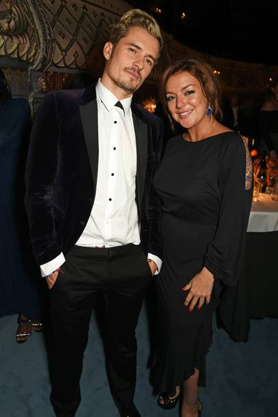 Orlando Bloom and Sheridan Smith