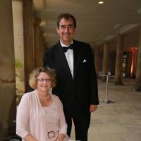 Sue Slator and Peter Slator