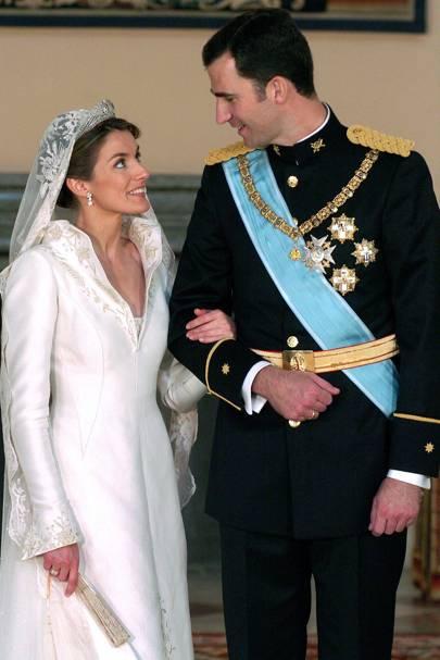 Letizia Ortiz – Queen of Spain (b. 1972)