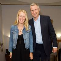 Alice Goldsmith and Zac Goldsmith