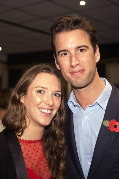 Poppy Carey and Tim Olivier