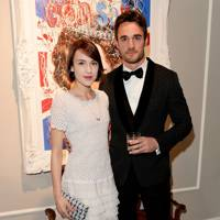 Ella Catliff and Thom Evans