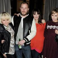 Jaime Winstone, James Small, Annabelle Neilson and Suki Waterhouse