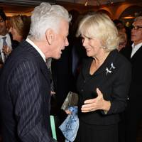 Nicky Haslam and The Duchess of Cornwall