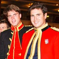 Captain David Jackson and Captain Paul Chiswick