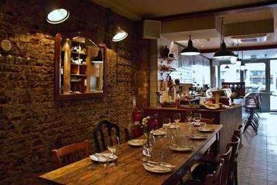 Tatler Best Restaurants Soho
