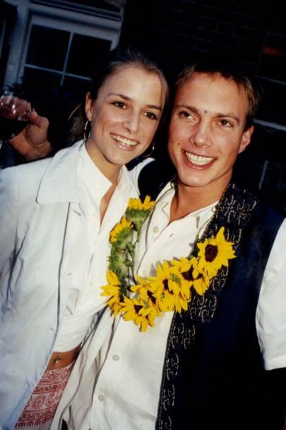 Katharina Wendelstadt and Jacques de Rham